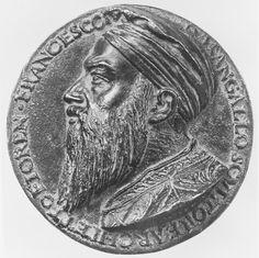 Francesco da Sangallo and Elena Marsupini, his wife Medalist: Francesco da Sangallo  (Italian, 1494–1576) Date: 1551 Culture: Italian (Florence)