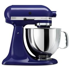Kitchenaid Artisan Stand Mixer.  Best appliance for stay at home dads