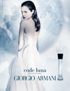 2 Pages Publicité Advertising 2011 Haute Couture Emporio Armani