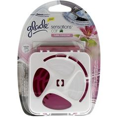 Buy online #Glade Sensations #Car #Fresheners Floral Perfection Online @ luluwebstore.com