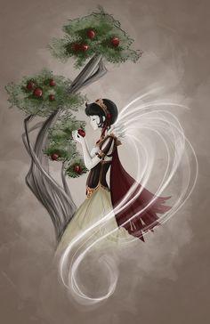 Snow White by SaintPrecious