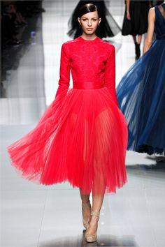 Christian Dior, Fall/Winter 2012-13.
