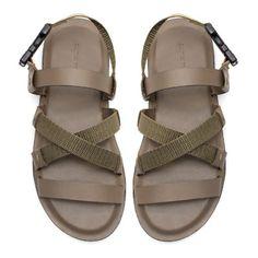 Summer of Sandals 2013? Zara.