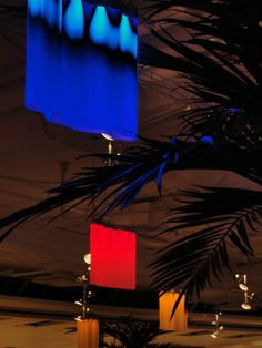 mycor symbiosis range TAL lighting design lighting curtain