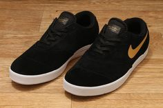 Nike SB Eric Koston 2 Black / Metallic Gold £64.95