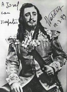 Giuseppe Valdengo, Un ballo in maschera '89 #verdimuseum