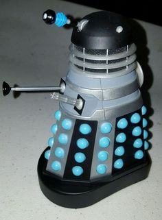 Doctor Who 5 inch Figure First 1st Classic Dalek Saucer Pilot Invasion of Earth