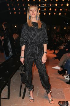 As Paris Fashion Week is in full swing, take a look at the best looks seen on the front row, at the after parties and at all the unmissable events from this special week dedicated to fashion.