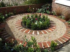 Victorian Garden Design – Home Design - Landscaping Verbetering 2019 Front Garden Landscape, Garden Paving, Terrace Garden, Front Yard Landscaping, Landscape Design, Landscaping Ideas, Victorian Front Garden, Victorian Gardens, Victorian Terrace