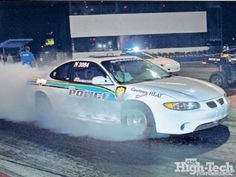 1999 Pontiac Grand Prix GTP - GM High-Tech Performance Magazine