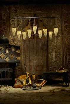 Fortuny Lamps