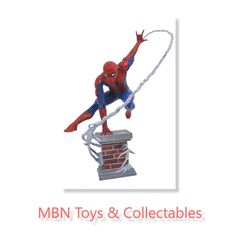 Diamond Select Marvel Premier Collection Amazing Spider-Man Statue