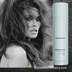 Now carrying select Kevin Murphy Texture Sprays and Shampoos for fine color treated hair. Reserve yours today via online booking app: www.raynahairartistry.com   Featured: Bedroom Hair #kevinmurphy #bedroomhair #texturespray #raynahairartistry #westhollywood Kevin Murphy, Texturizing Spray, Shampoos, West Hollywood, Sprays, The Selection, App, Texture, Long Hair Styles
