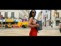 """Rosinha """"Eu levo no pacote - Video Clip"""""""