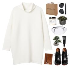 """""""london sky"""" by ruthaudreyk ❤ liked on Polyvore featuring Monki, Topshop, Givenchy, Lux-Art Silks, HOBO, Make, Fig+Yarrow, Quay and Bobbi Brown Cosmetics"""