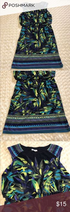 London Times dress London Times ladies dress Size: 14W in very good pre-owned condition London Times Dresses
