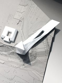 "studio-md: ""futureproofdesigns: ""Museum of Polish History Easton + Combs 2009 "" A "" Maquette Architecture, Architecture Panel, Architecture Portfolio, Concept Architecture, Architecture Drawings, Architecture Details, Modern Architecture, Chinese Architecture, Landscape Model"