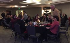 Indiana Dueling Pianos | Orchard Ridge Country Club Party |  #CorporateEvents #CountryClubs