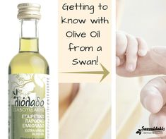 *Getting to know with olive oil from a swan! *Γνωρίζοντας το ελαιόλαδο από κούνιας .  #extra_virgin #olive_oil #liolado #savouidakis #eating_habbits #healthy #mediterranean Crete, Olive Oil, Wine, Drinks, Bottle, Products, Drinking, Beverages, Flask