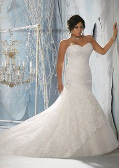 plus size wedding fit and flare | Home > Wedding Apparel > Wedding Dresses > Plus Size Wedding Dresses