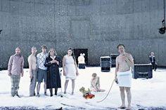 Moliere. Luk Perceval Director / Stage Designer - Brack, Katrin -