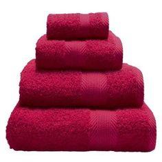 Glamptex Pack of 12 Budget 100/% Cotton GSM Hand Towels Set Black