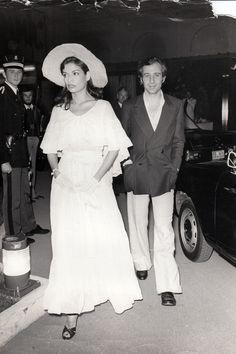 Bianca Jagger and Rikky von Opel, Monte Carlo
