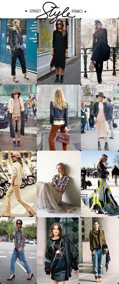 Achados da Bia | Street Style | Inverno | Looks Ladies woman street styles fashion statement. Cute outfit. Clothes.