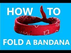 PIA MIA & KYLIE JENNER INSPIRED BANDANA HAIRSTYLES / HAIR TUTORIAL - YouTube