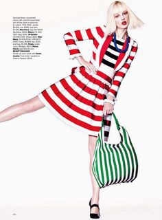 Patricia van der Vliet by Richard Burbridge for Harper s Bazaar Bazaars e2921dccb
