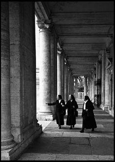 Rome Nuns