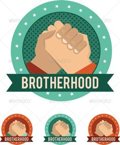 VECTOR DOWNLOAD (.ai, .psd) :: http://vector-graphic.de/pinterest-itmid-1007958659i.html ... Brotherhood ... <p>Flat badge in 4 color variations.</p> badge, brotherhood, flat, green, hand, handshake, icon, modern, orange, red, teal ... Vectors Graphics Design Illustration Isolated Vector Templates Textures Stock Business Realistic eCommerce Wordpress Infographics Element Print Webdesign ... DOWNLOAD :: http://vector-graphic.de/pinterest-itmid-1007958659i.html