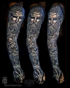"@ luxury Ink Bali on Instagram: ""⚡️ZEUS AND HERCULES👊 Yess I'm STRONGER @ramogram__ #zombiejambula done using @intenzetattooink @medusatattoocartridge @fkirons…"" Hercules Tattoo, Sleeve Tattoos, Tattoo Artists, Piercings, Ink, Models, Bali, Luxury, Instagram"