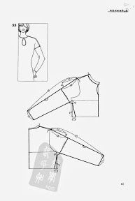 Chinese method of patternmaking - it's my hobby. One-piece sleeve .Basic construction, models - SSvetLanaV - Веб-альбомы Picasa