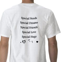 Special Needs Shirt