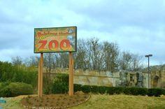 Rainforest Adventures Zoo in Sevierville