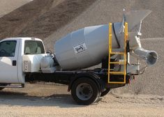 Ernest Industries, Home of the ShortStop Concrete Mixer Products Custom Metal Fabrication, Welding And Fabrication, Mix Concrete, Concrete Mixers, Mixer Truck, Engin, Landscaping Supplies, Iron Furniture, Oregon