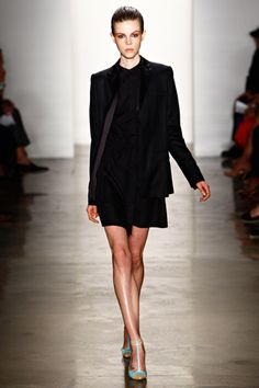 Trend: Midnight / Designer: Sophie Theallet / Photographer: Marcus Tondo