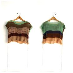 Color block linen knits | H.L ss13 |  Hey @Karla Rogers let's be matching