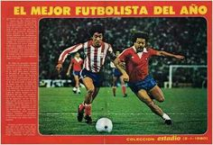 Paraguay 3 Chile 0 in 1979 in Asuncion. Action from the Copa America Final.