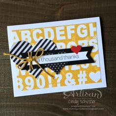 Clever way to use the Simply Pressed Clay Alphanumeric Mold as a stamp! ~ Cindy Schuster