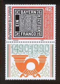 International Post Stamp Fair — Essen, 1990