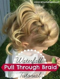 Great Toddler hair is hard to manage, much harder than my own. My little girl's hair really didn't start growing until she was almost three. Now, a few months shy of four, it is finally long e ..