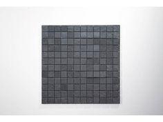 552 Home of Mosaic Mozaika gresowa podwójny zasyp PURE GREY antracyt matowy, chropowaty, polerowany Mix C7 30x30 cm