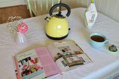 Pretty pastel kettle from Plint <3!