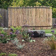 Landscape & Garden Design in Melbourne Australia - Qualified Horticulturist Ph 0413 430 622 Melbourne, Slate Rock, Fence Screening, Fences, Screens, Firewood, Latte, Garden Design, Rocks