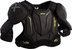 STX Stallion 500 Senior Ice Hockey Shoulder Pad - http://hockeyvideocenter.com/stx-stallion-500-senior-ice-hockey-shoulder-pad/