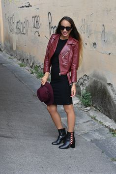 Pearl ankle boots - Autumn Winter outfit