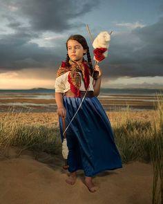 Fine Art and Cinematic Children Portraiture by Bill Gekas #inspiration #photography