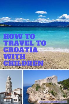 Croatia offers the perfect haven for families travelling with the kids in tow. But why should you pick Croatia as your next family getaway location? Travel Guides, Travel Tips, Travel Uk, Travel Europe, Hawaii Travel, European Travel, Italy Travel, Travel With Kids, Family Travel